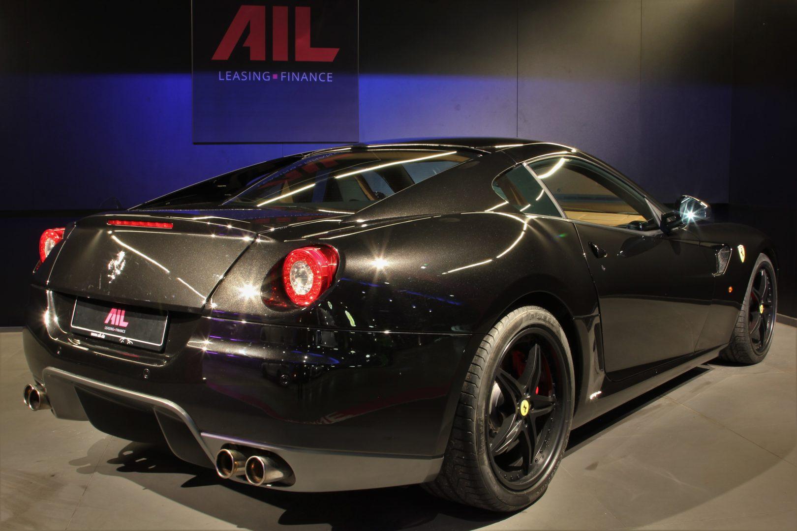 AIL Ferrari 599 GTB 8