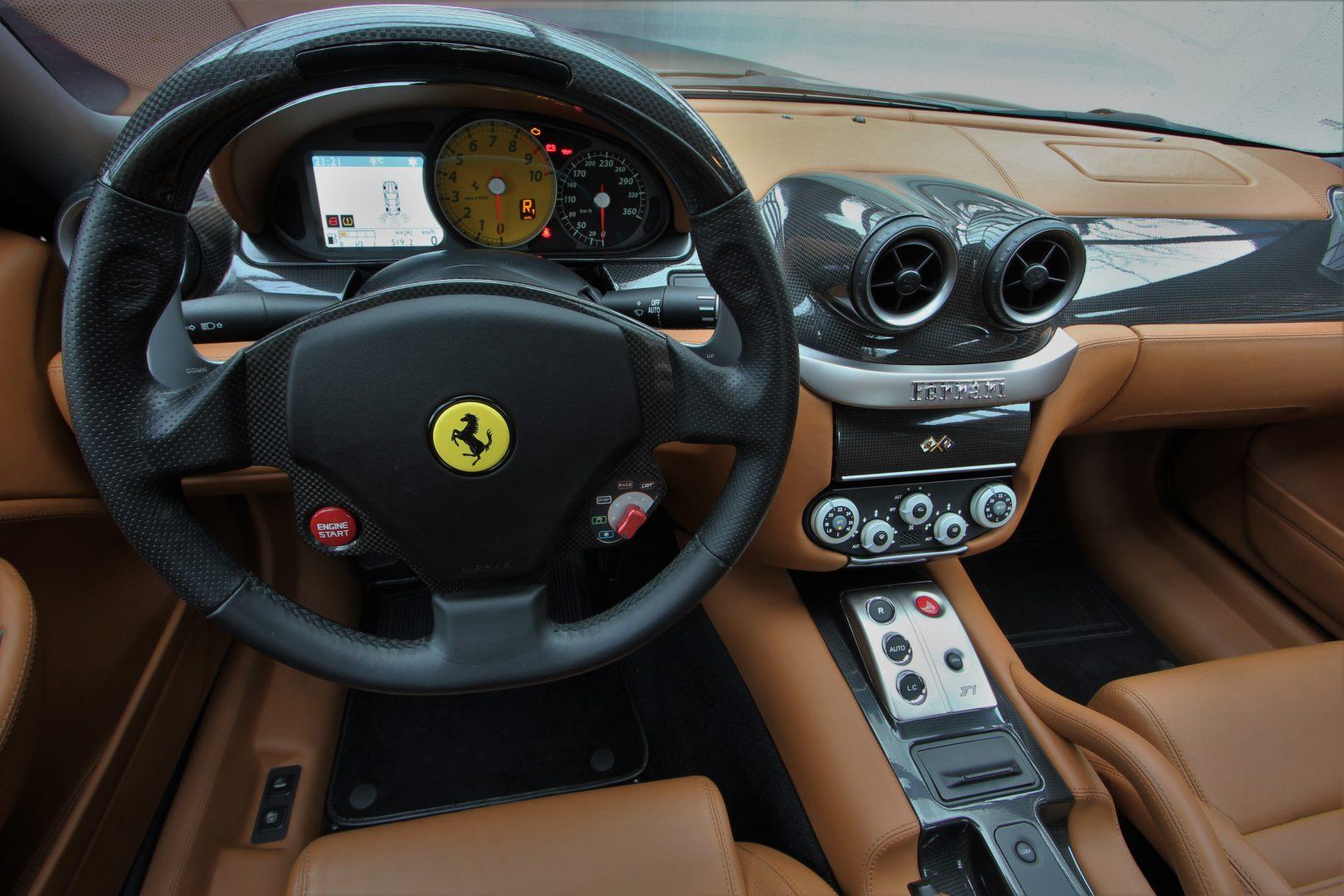 AIL Ferrari 599 GTB 3