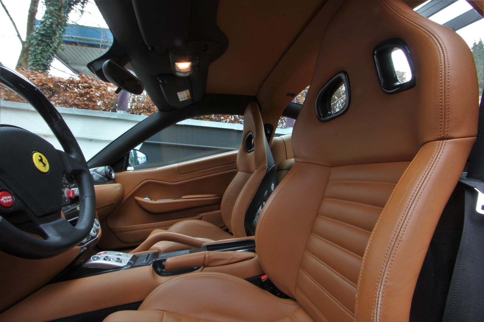 AIL Ferrari 599 GTB 1