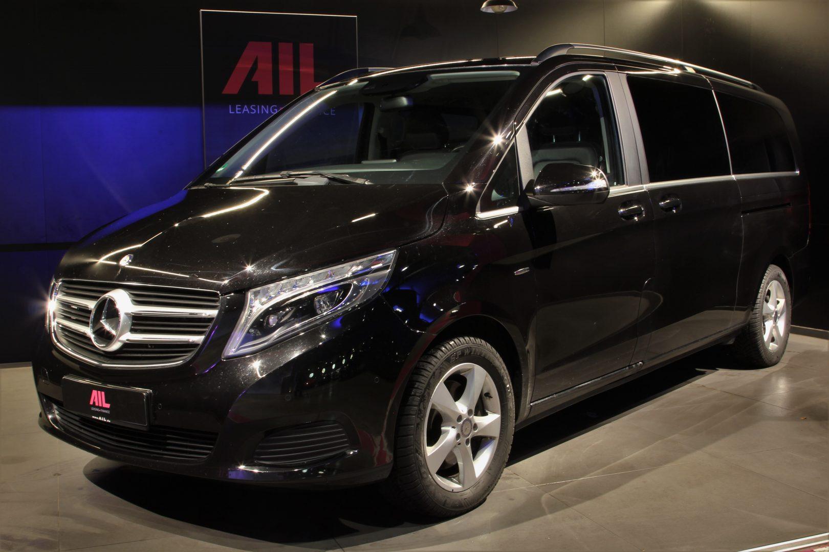 AIL Mercedes-Benz V 250 CDI/BT/d AVANTGARD LED  2