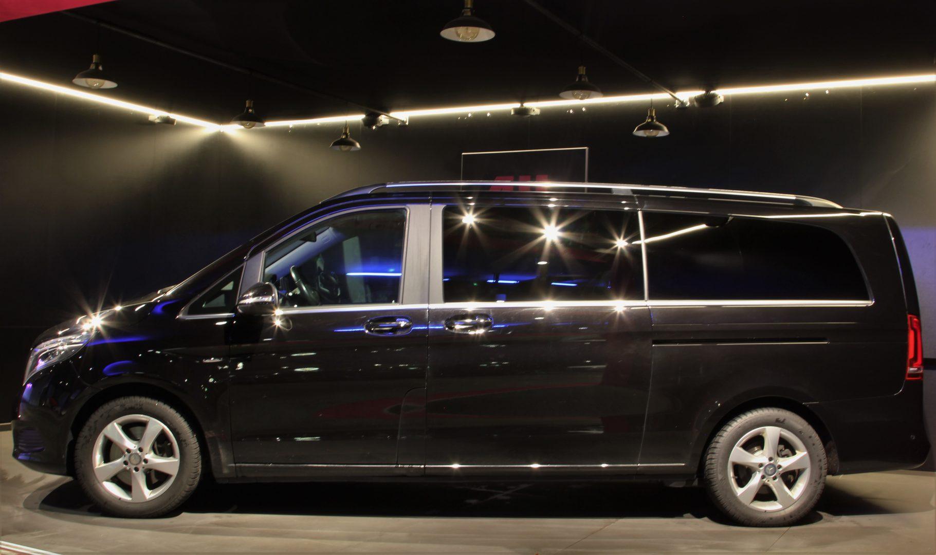 AIL Mercedes-Benz V 250 CDI/BT/d AVANTGARD LED  4