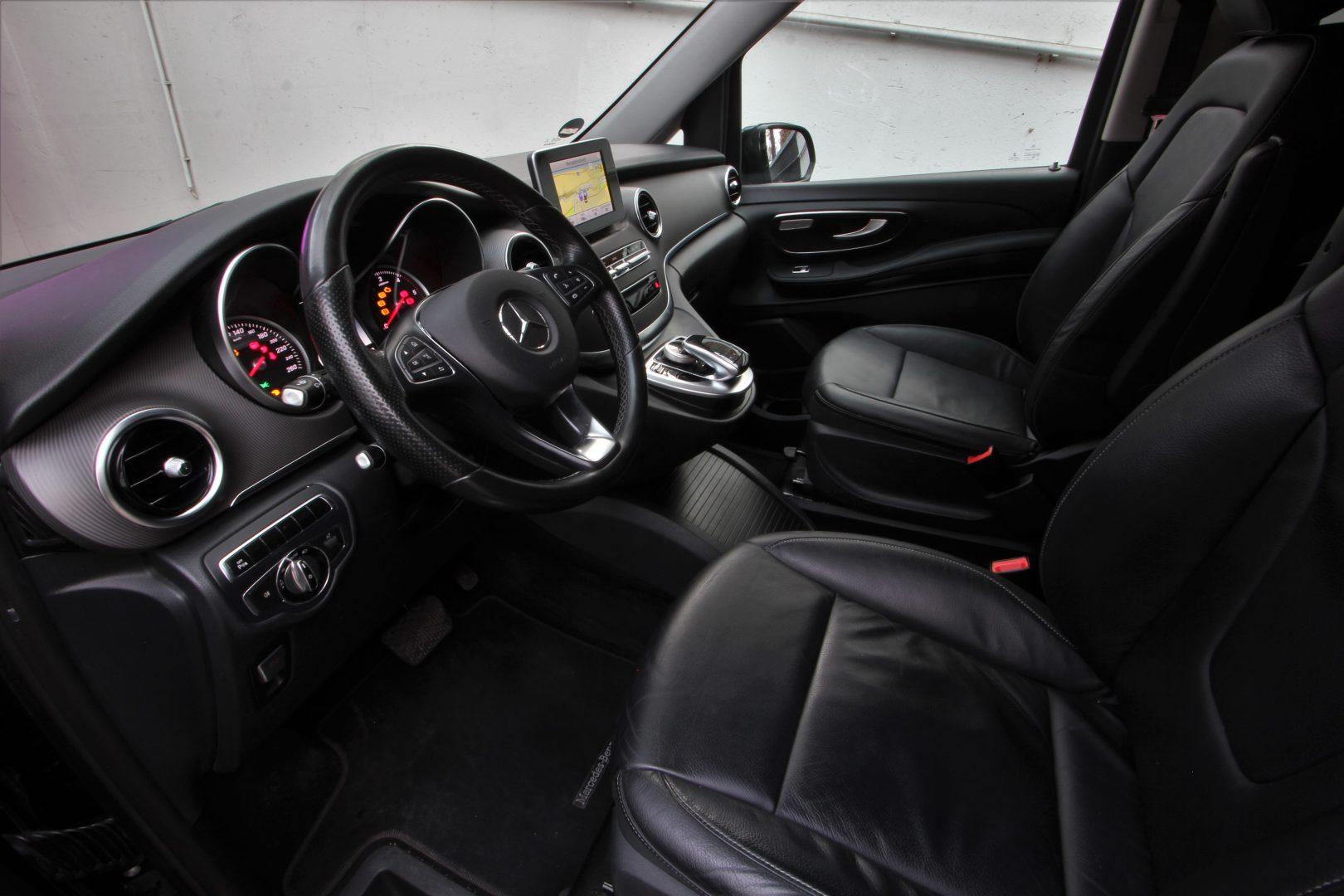 AIL Mercedes-Benz V 250 CDI/BT/d AVANTGARD LED  9