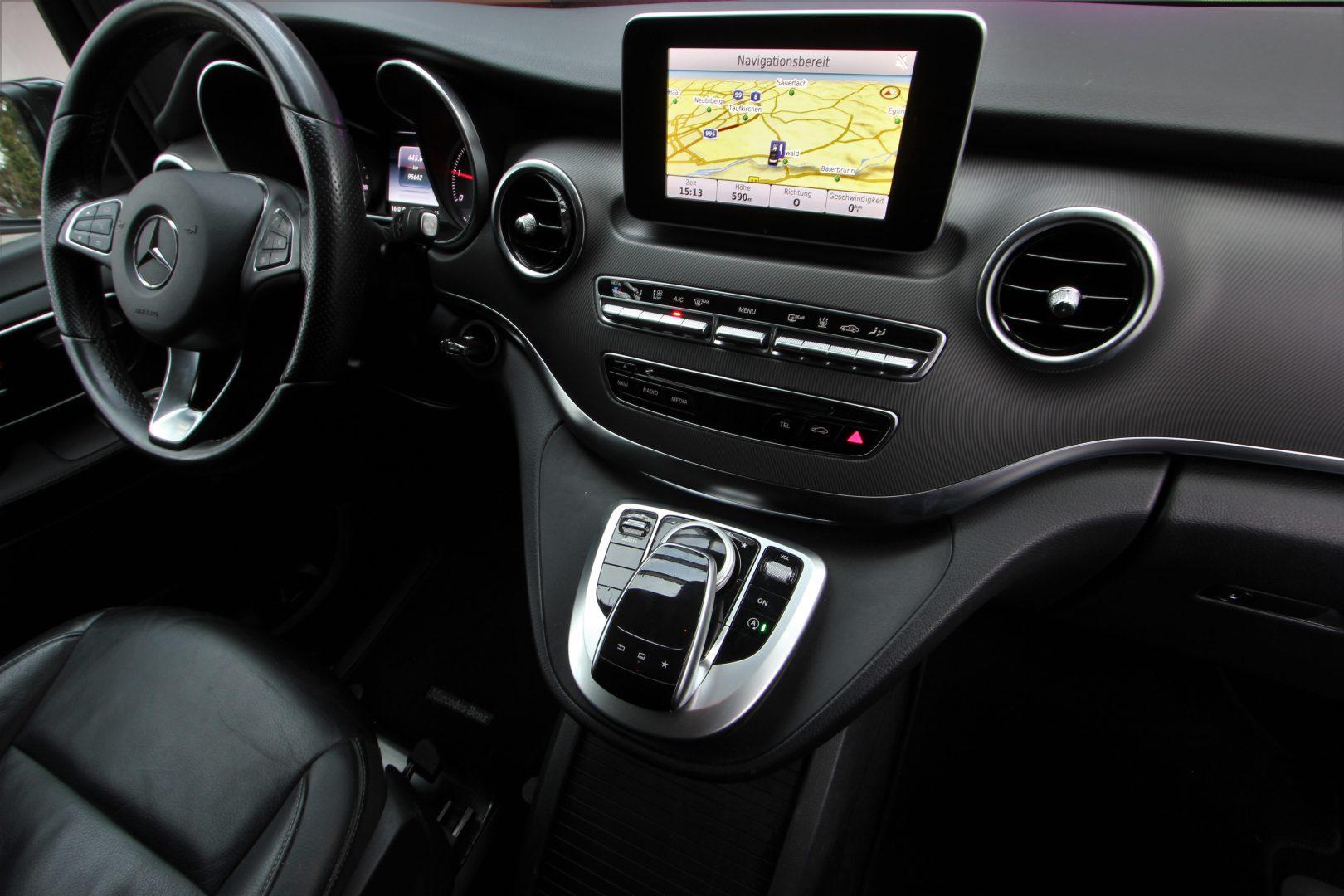 AIL Mercedes-Benz V 250 CDI/BT/d AVANTGARD LED  5