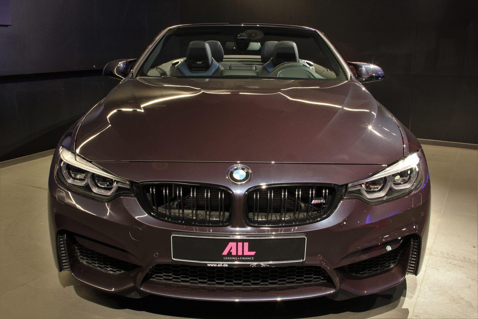 AIL BMW M4 Cabrio Edition 30 Jahre LED  2