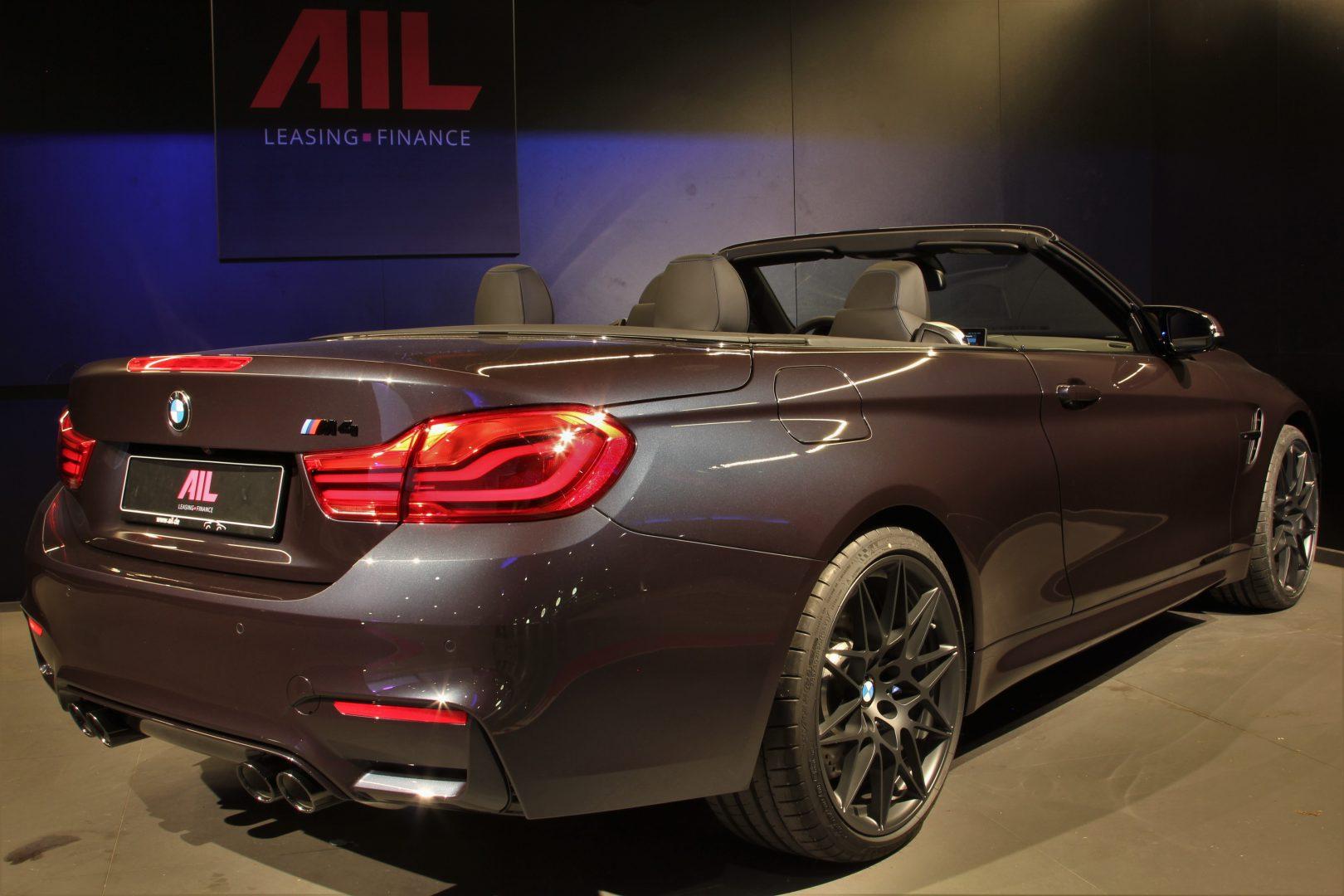 AIL BMW M4 Cabrio Edition 30 Jahre LED  4
