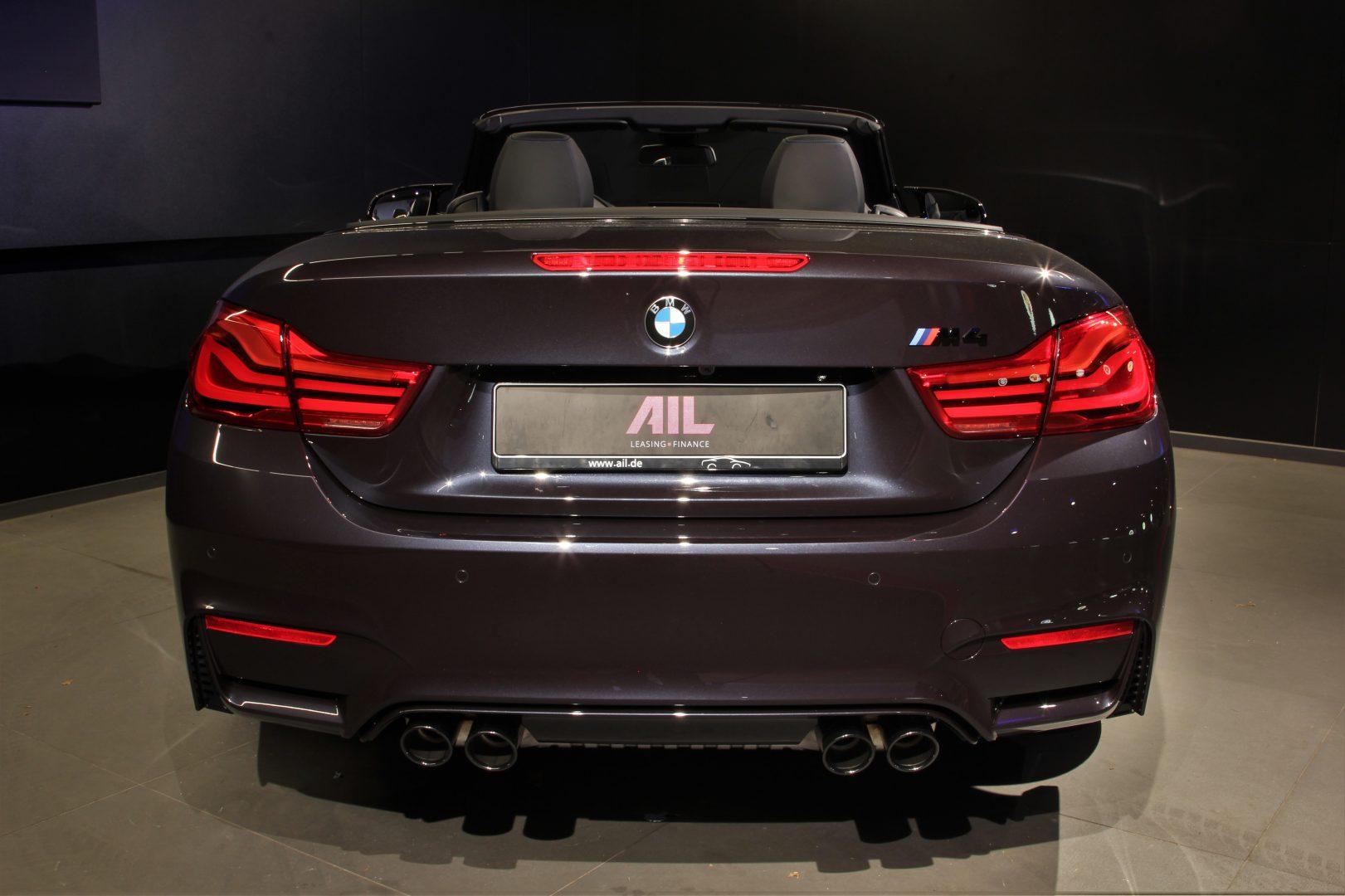 AIL BMW M4 Cabrio Edition 30 Jahre LED  11