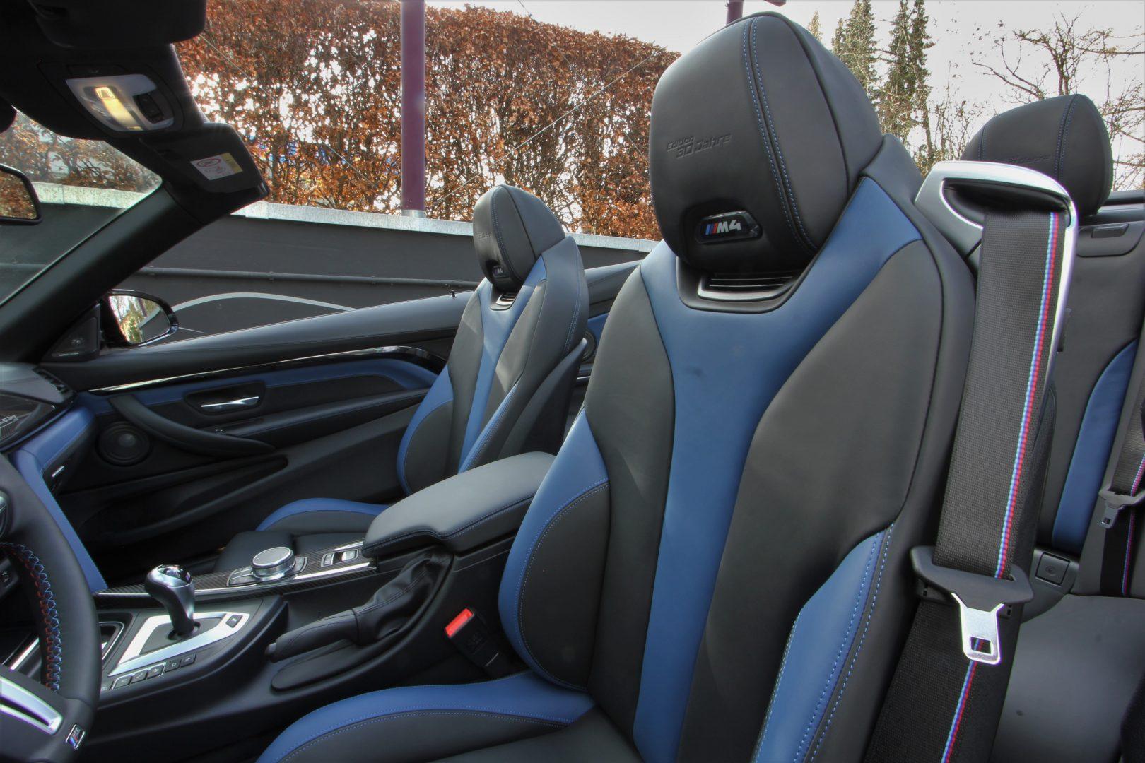 AIL BMW M4 Cabrio Edition 30 Jahre LED  14