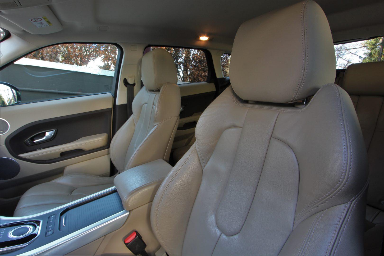 AIL Land Rover Range Rover Evoque Pure 7