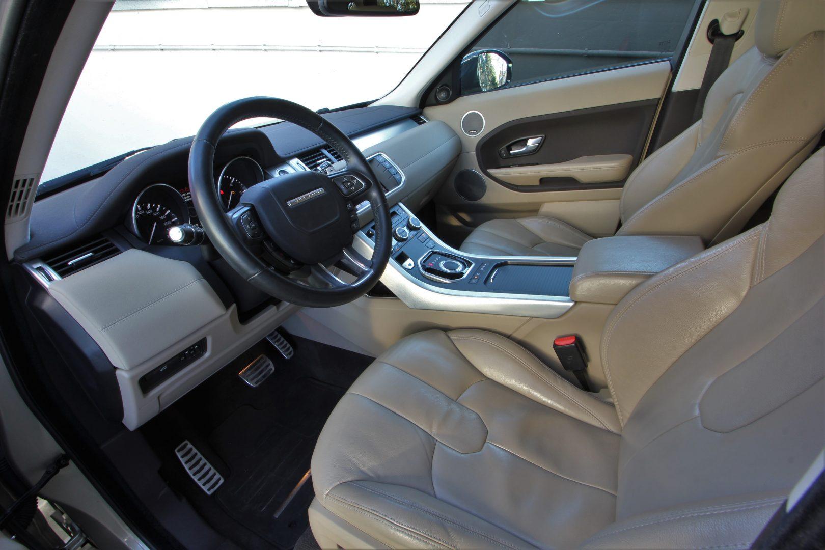 AIL Land Rover Range Rover Evoque Pure 5