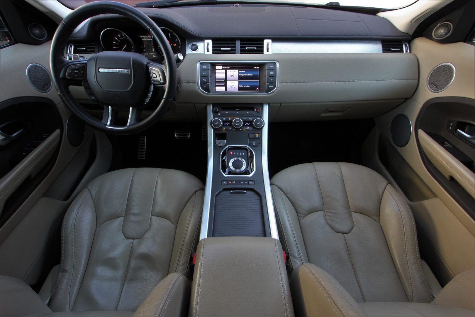AIL Land Rover Range Rover Evoque Pure 9
