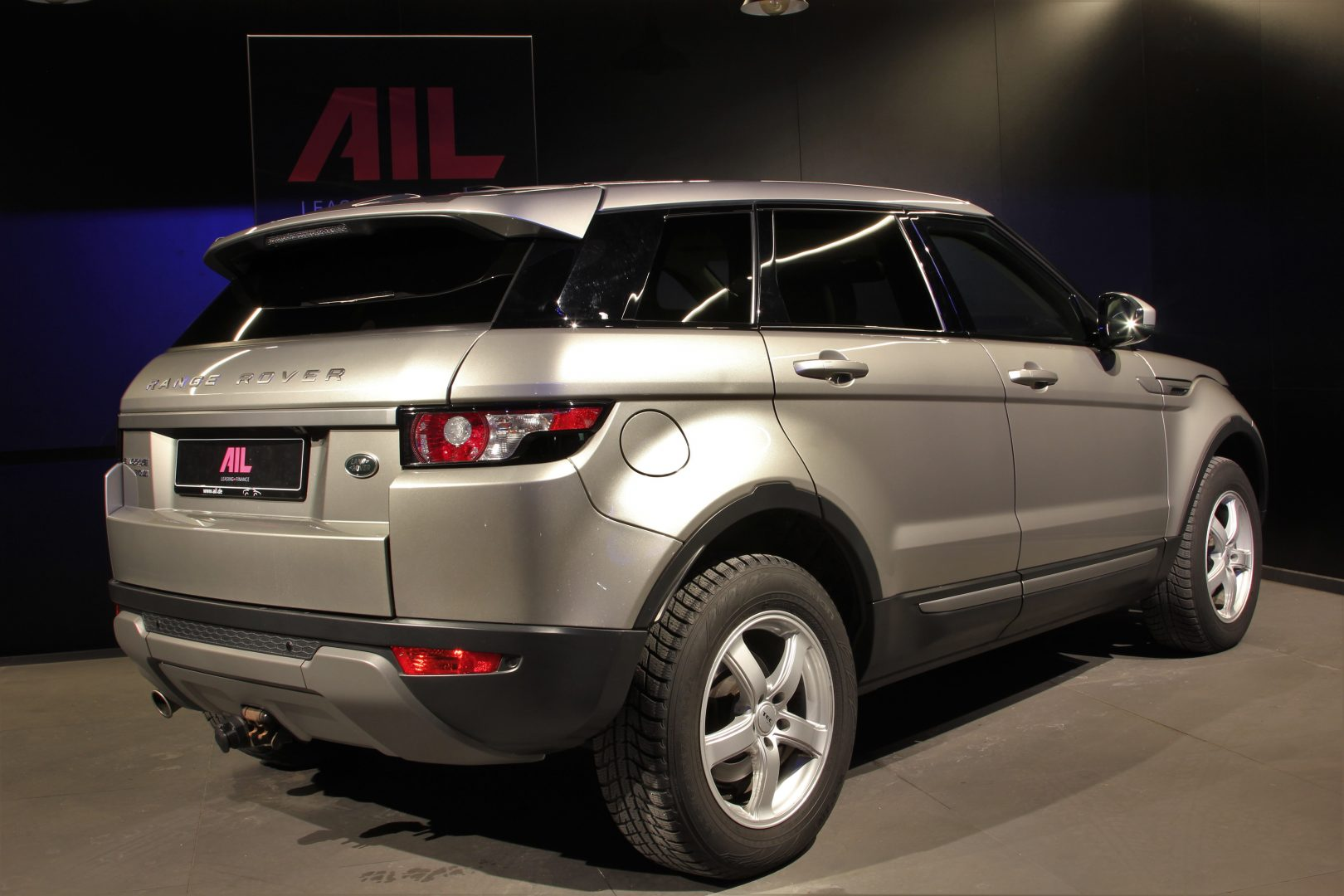 AIL Land Rover Range Rover Evoque Pure 12