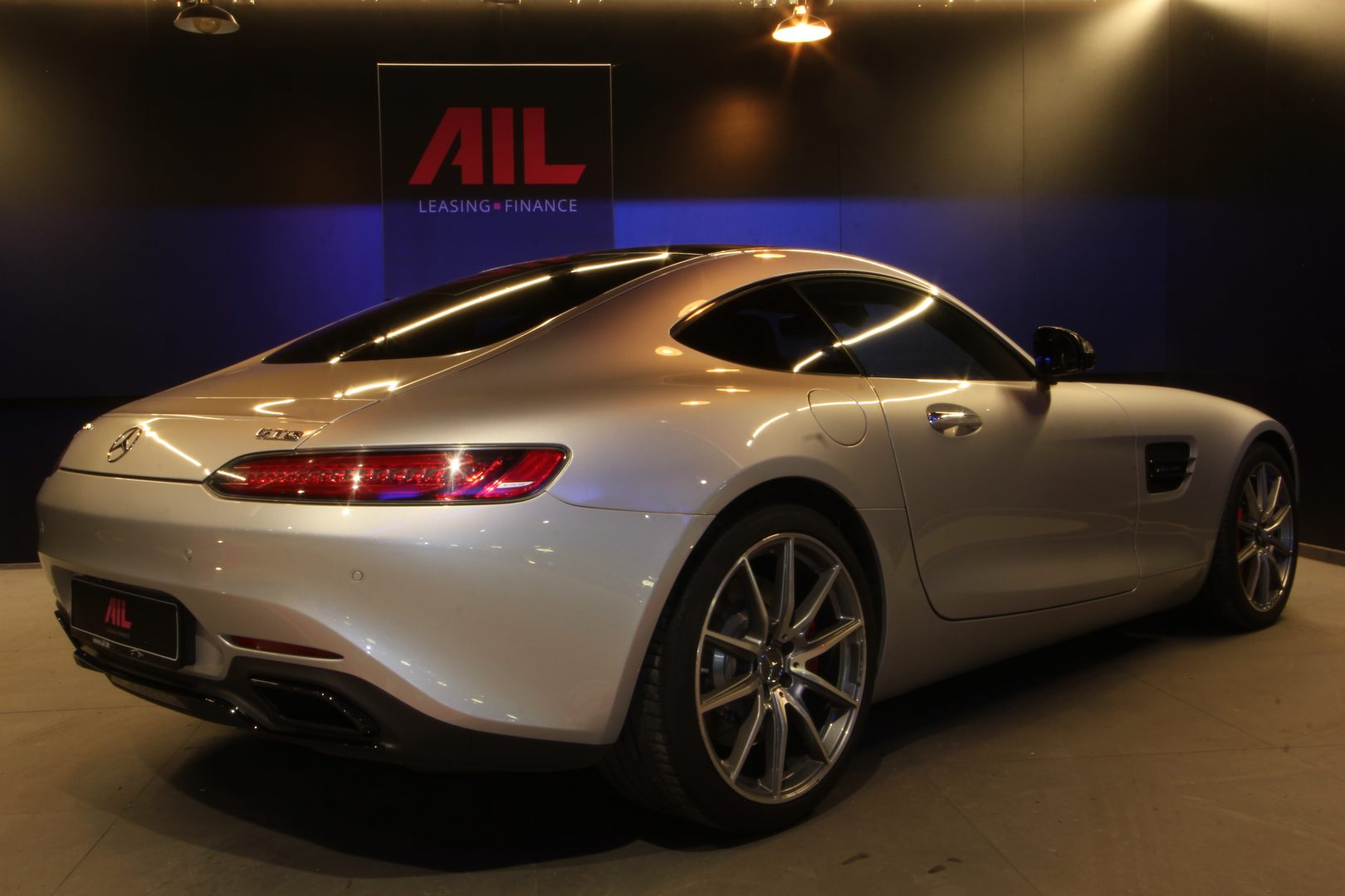 AIL Mercedes-Benz AMG GT S Coupe 1
