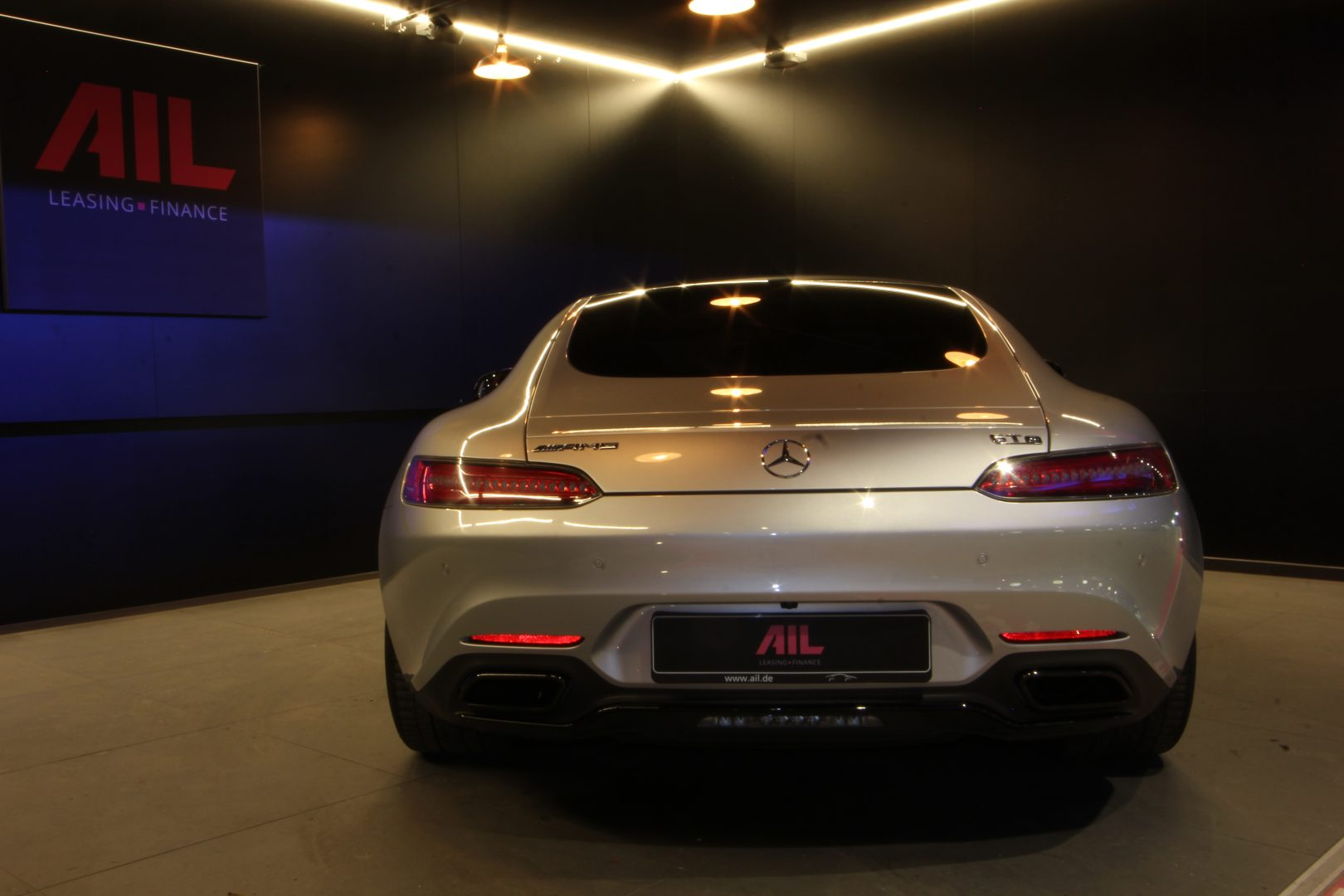 AIL Mercedes-Benz AMG GT S Coupe 3