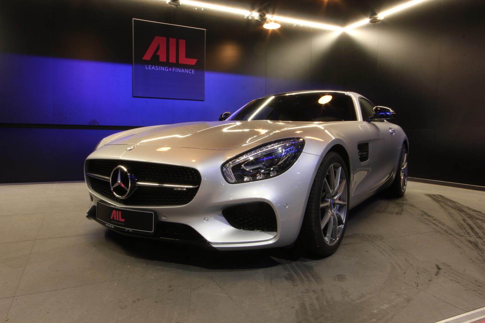 AIL Mercedes-Benz AMG GT S Coupe 5