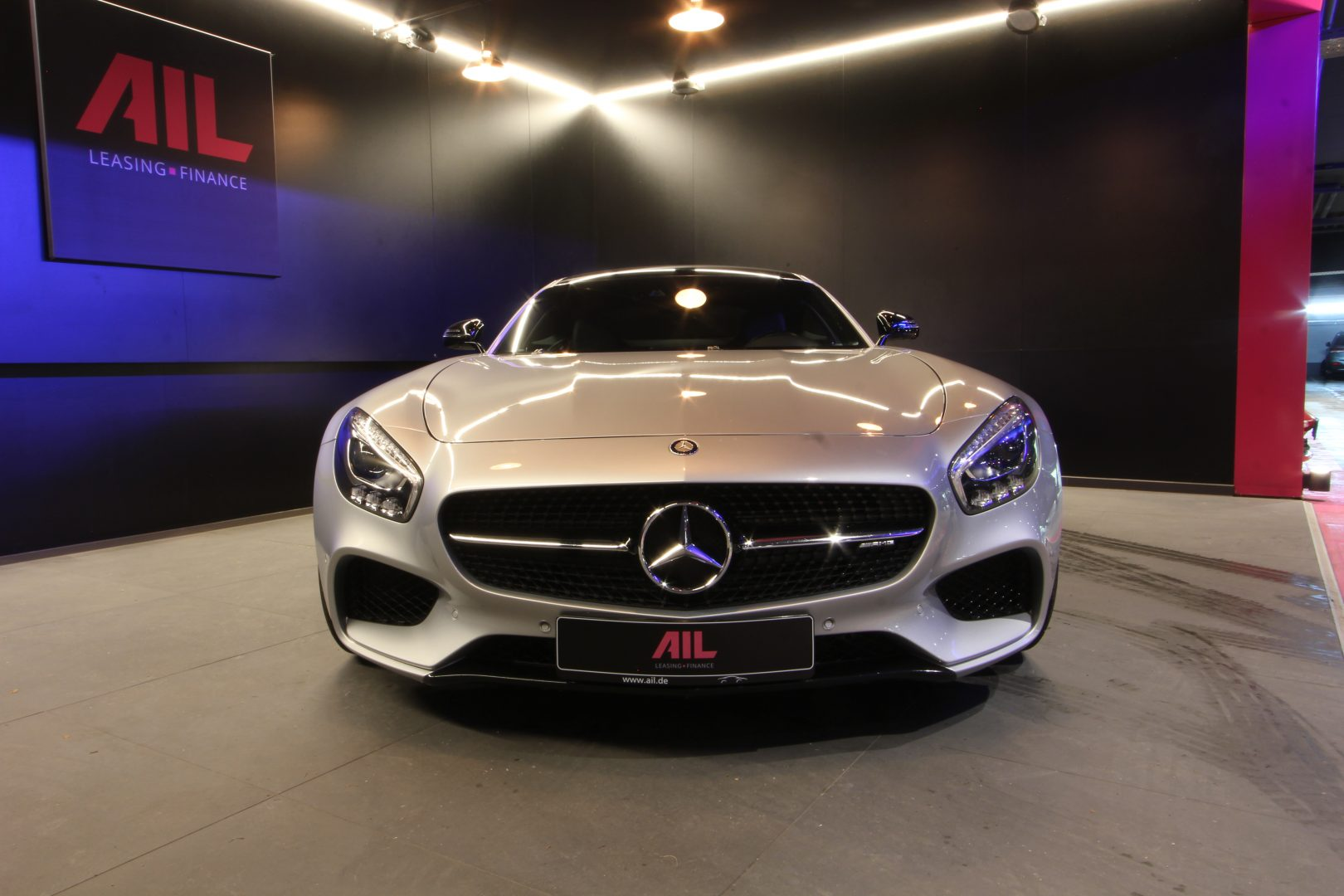 AIL Mercedes-Benz AMG GT S Coupe 12