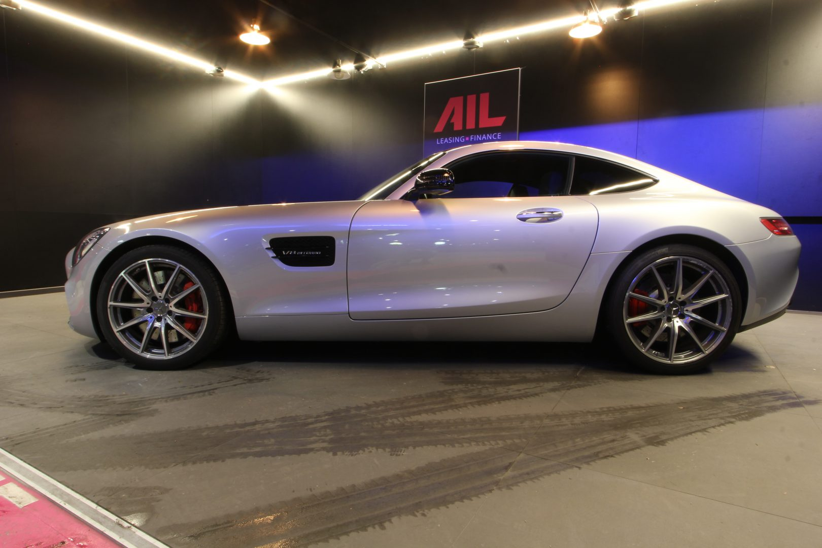 AIL Mercedes-Benz AMG GT S Coupe 15