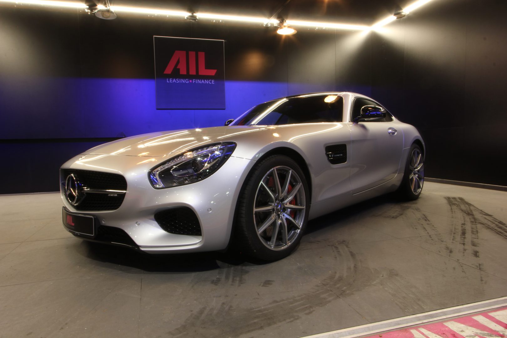AIL Mercedes-Benz AMG GT S Coupe 10
