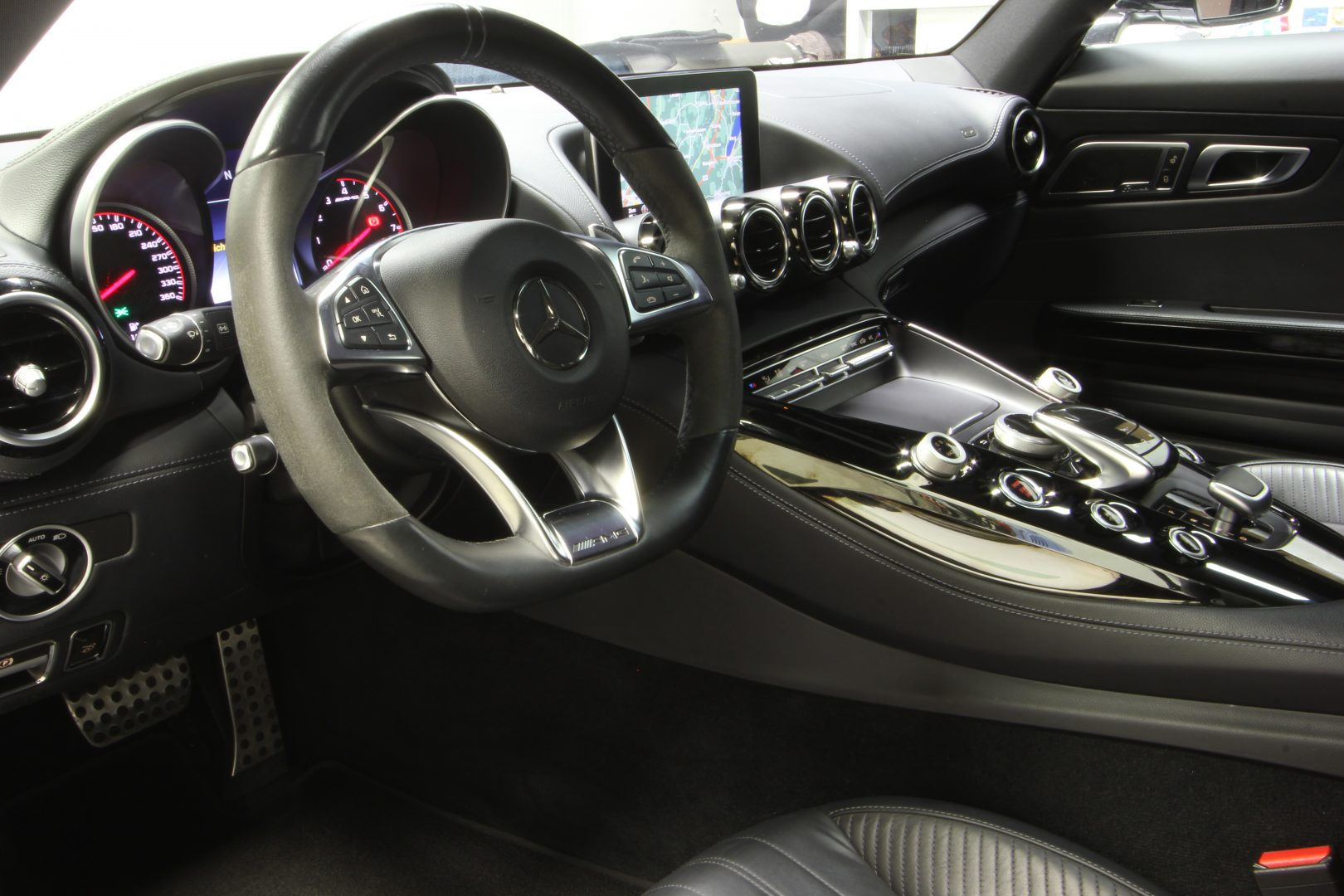 AIL Mercedes-Benz AMG GT S Coupe 7
