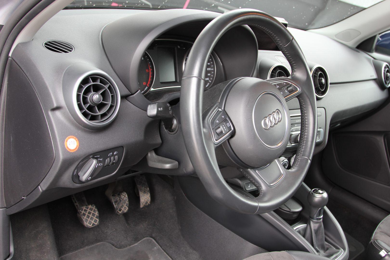 AIL Audi A1 basis 1