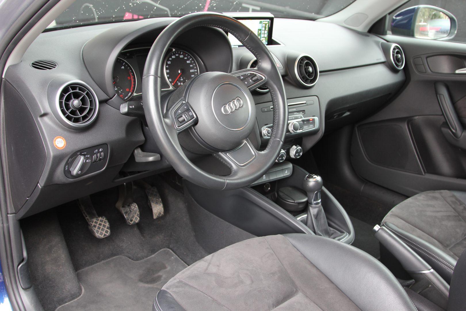 AIL Audi A1 basis 9