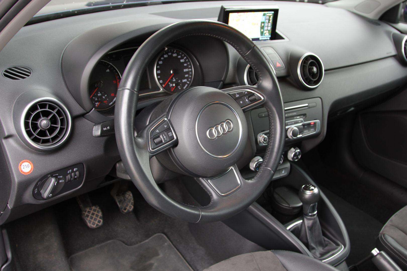 AIL Audi A1 basis 11