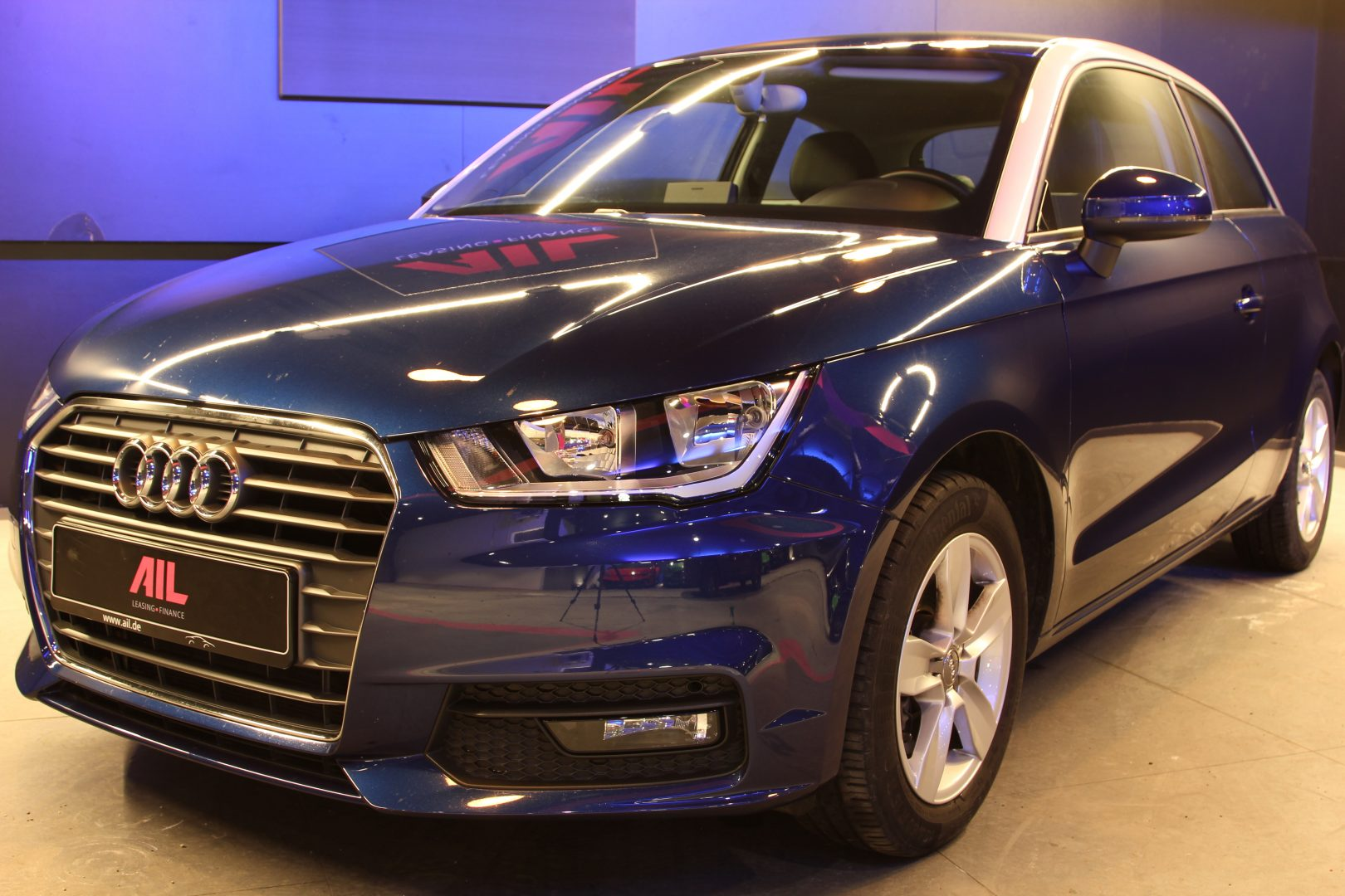 AIL Audi A1 basis 6