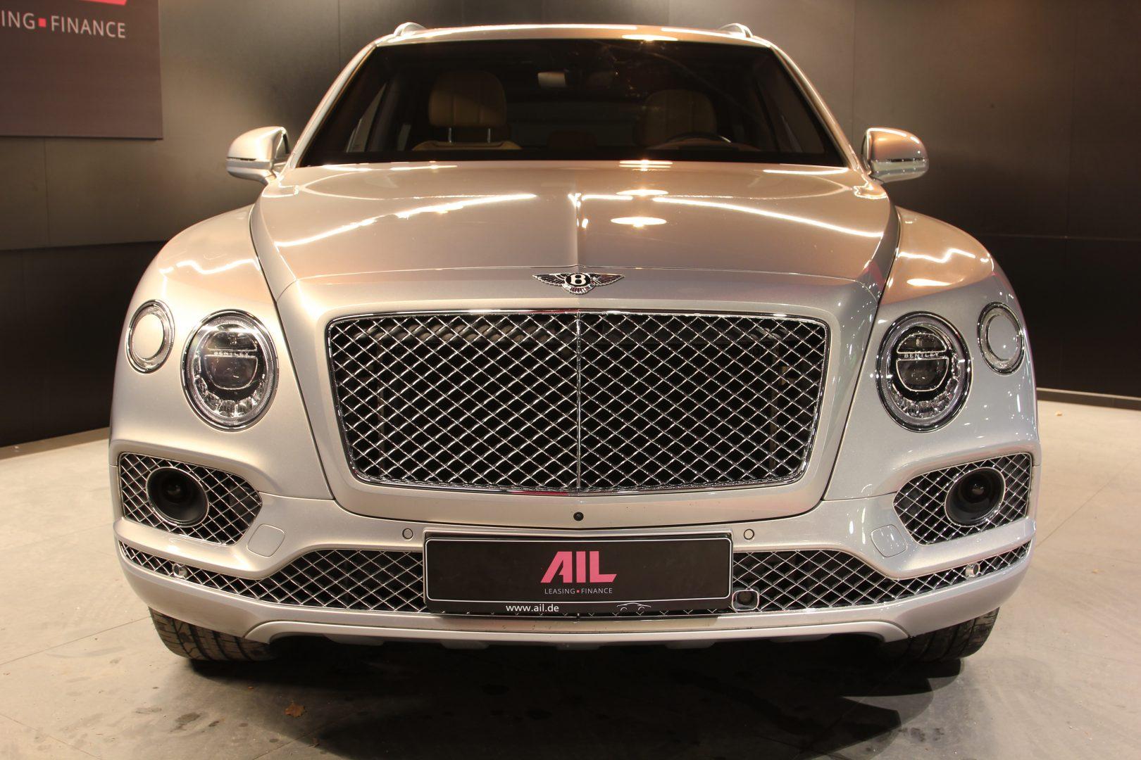 AIL Bentley Bentayga V8 Diesel  1