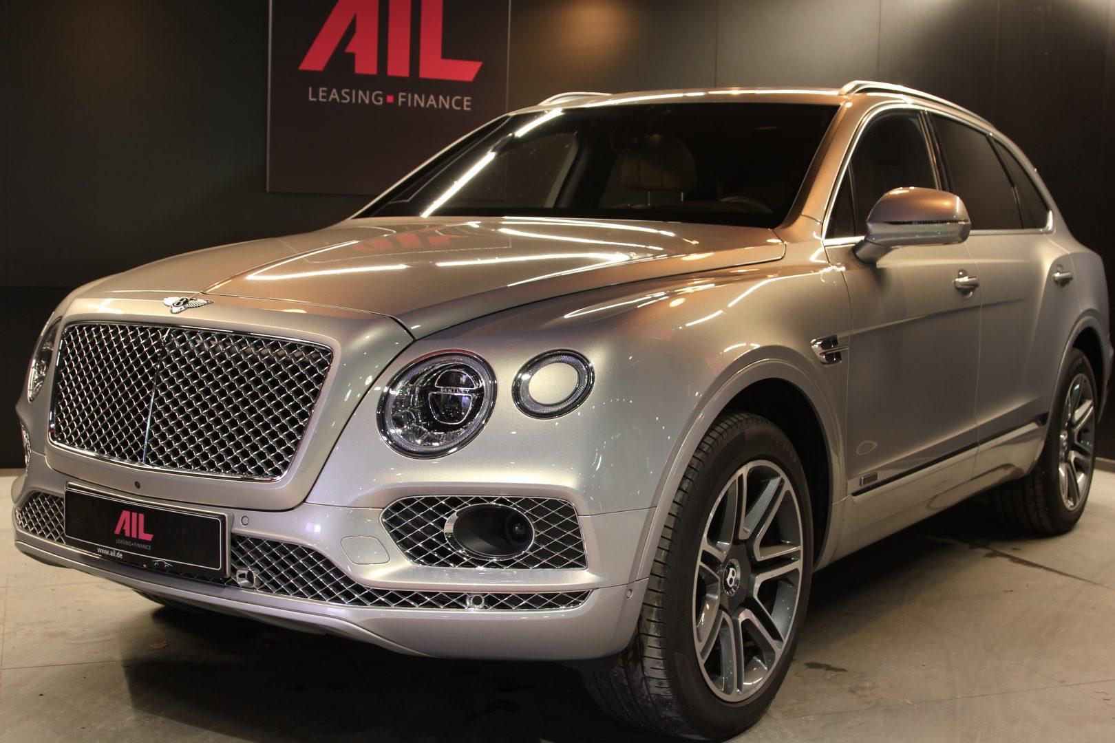 AIL Bentley Bentayga V8 Diesel  9