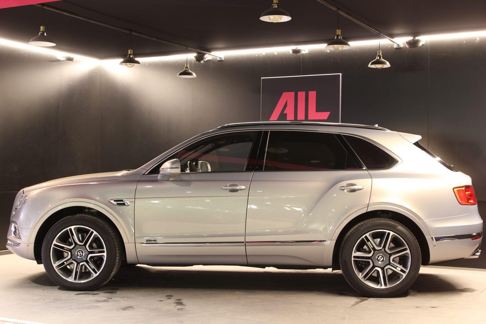 AIL Bentley Bentayga V8 Diesel  11