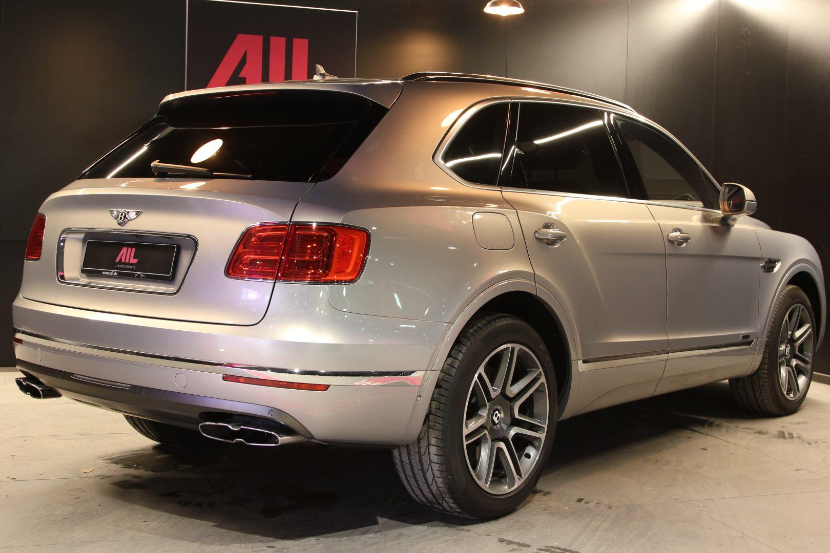 AIL Bentley Bentayga V8 Diesel  7