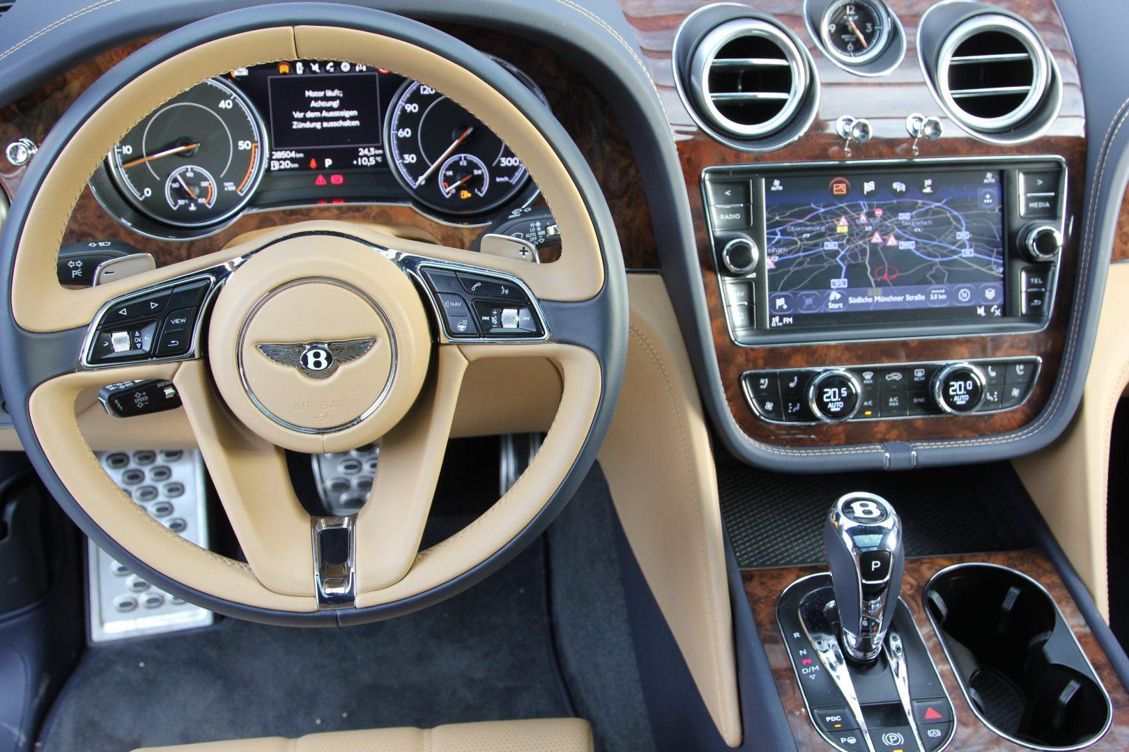 AIL Bentley Bentayga V8 Diesel  6