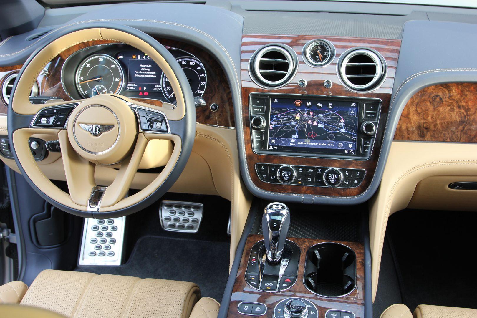 AIL Bentley Bentayga V8 Diesel  3