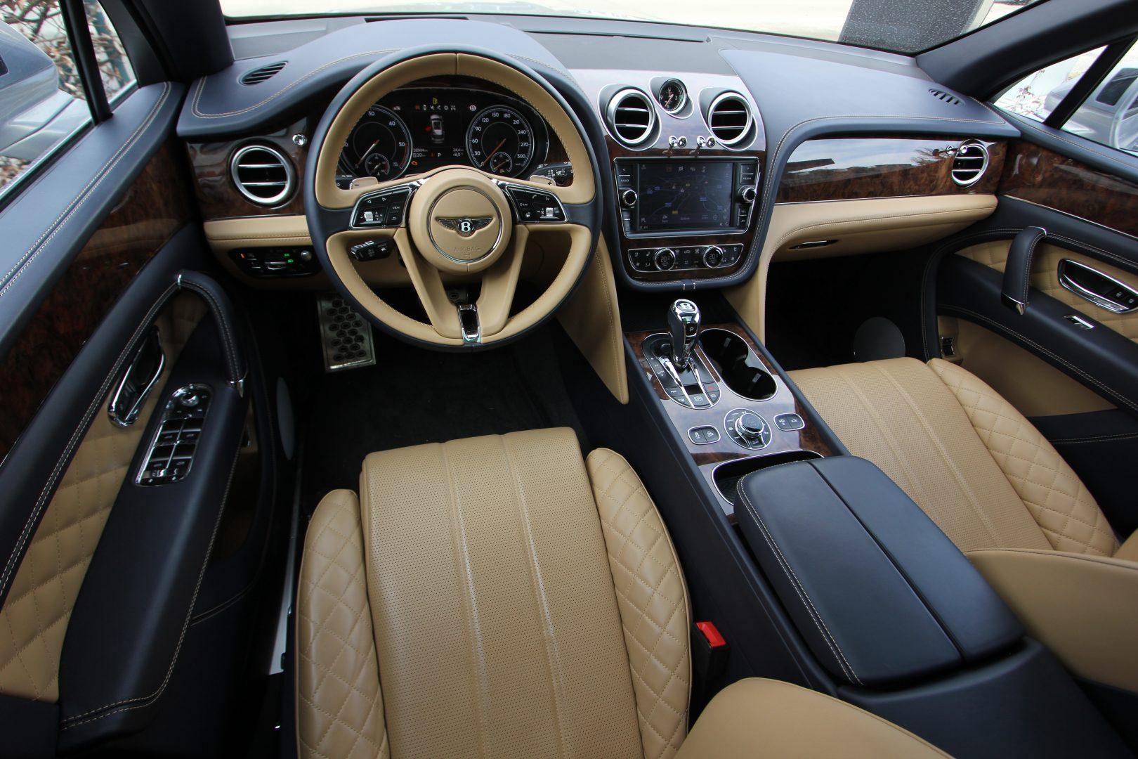 AIL Bentley Bentayga V8 Diesel  10