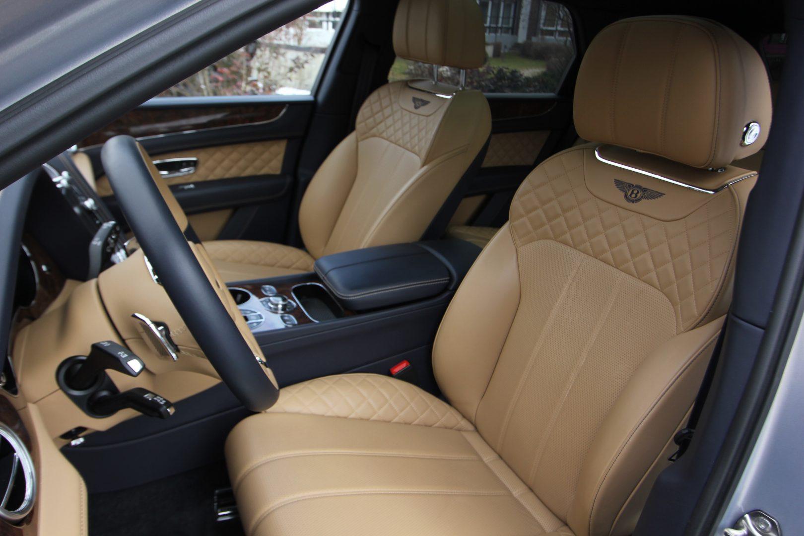 AIL Bentley Bentayga V8 Diesel  12