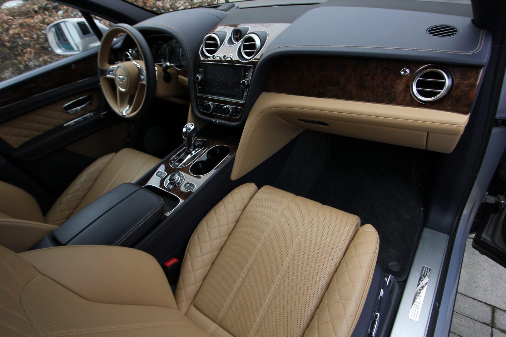 AIL Bentley Bentayga V8 Diesel  5