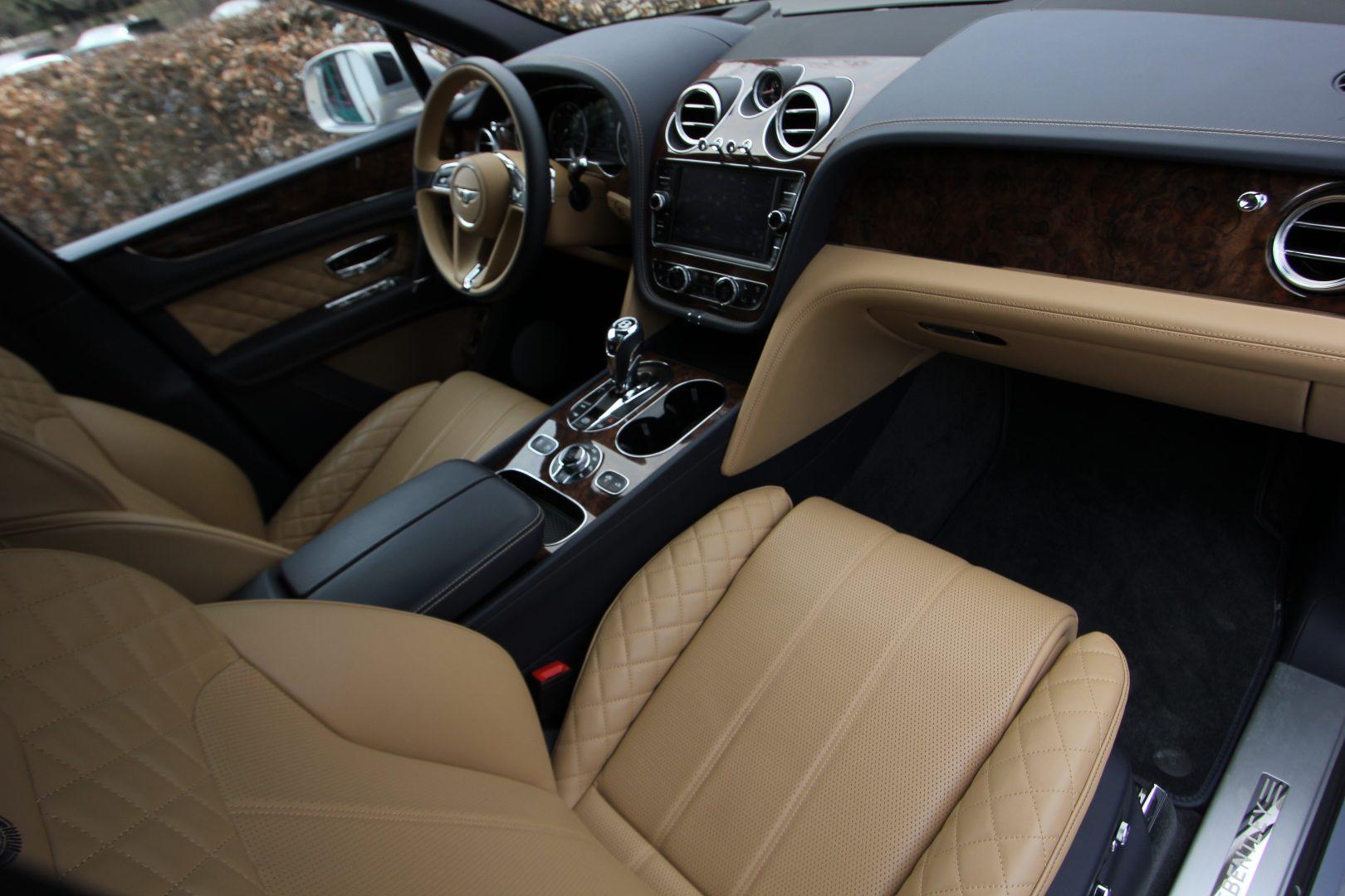 AIL Bentley Bentayga V8 Diesel  8