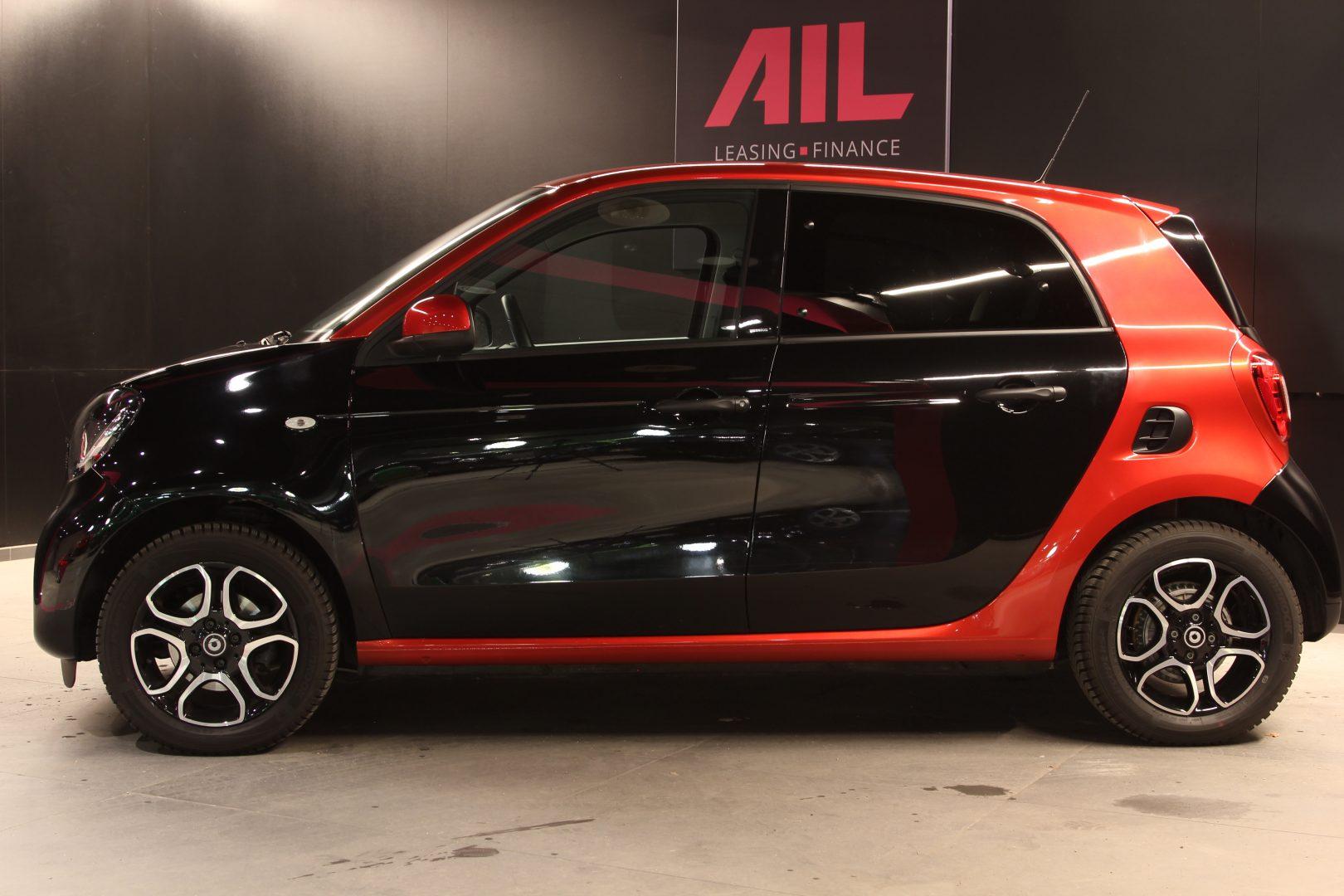 AIL Smart forfour LED Cool Paket JBL  9