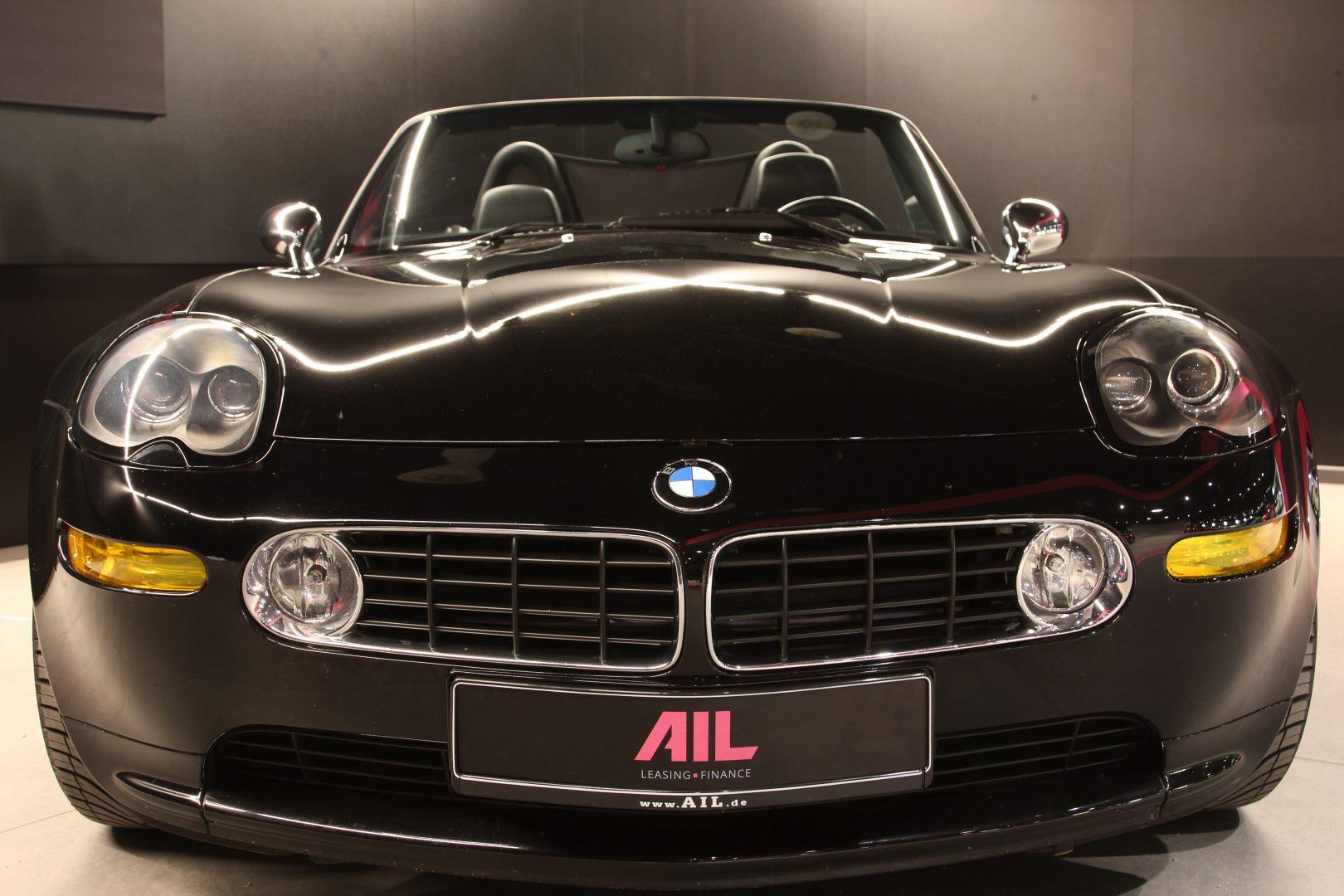 AIL BMW Z8 Performance Paket 5.0 V8 7