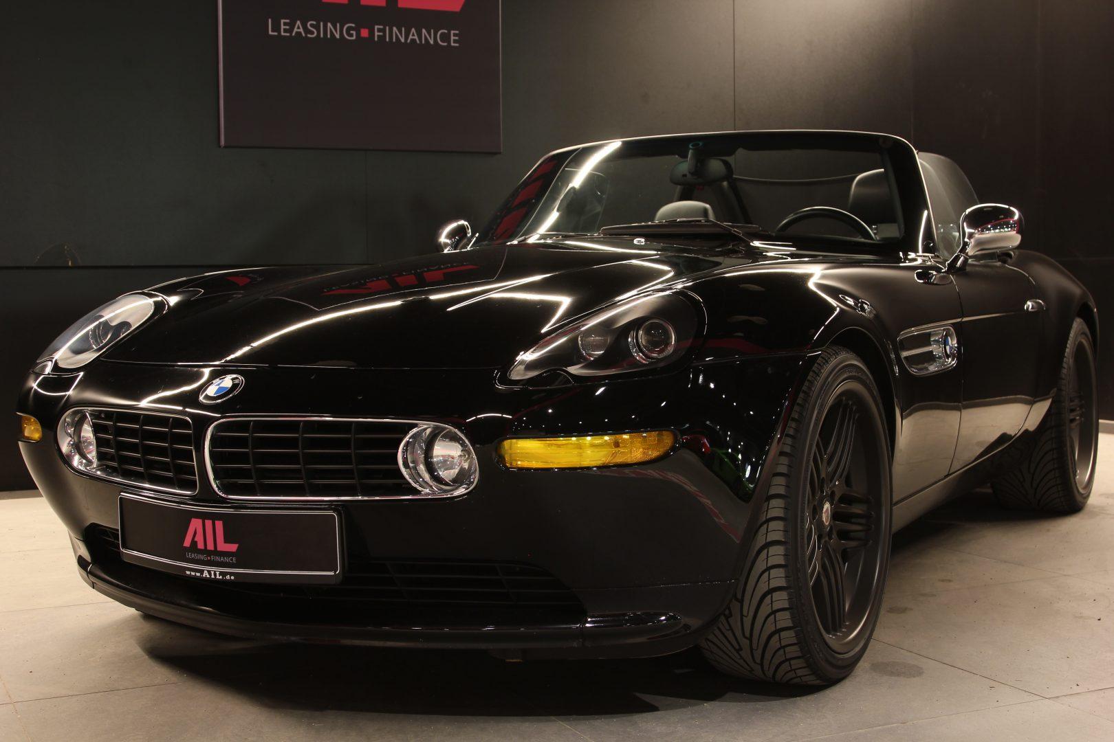 AIL BMW Z8 Performance Paket 5.0 V8 5