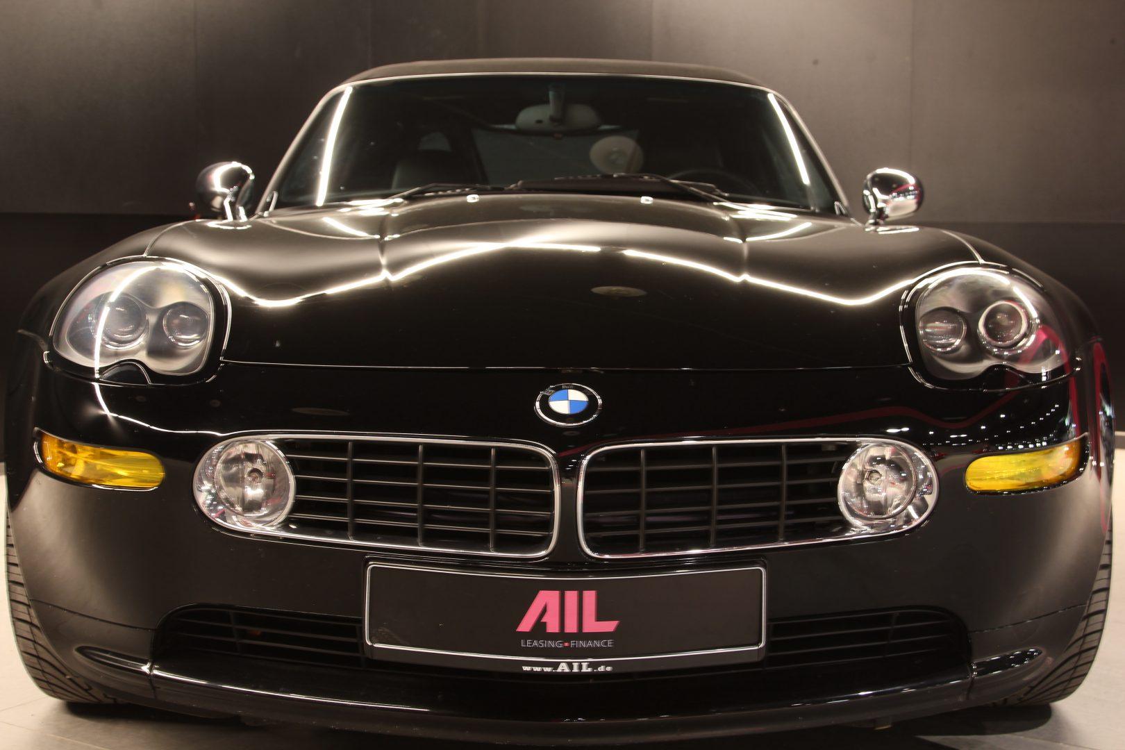 AIL BMW Z8 Performance Paket 5.0 V8 2