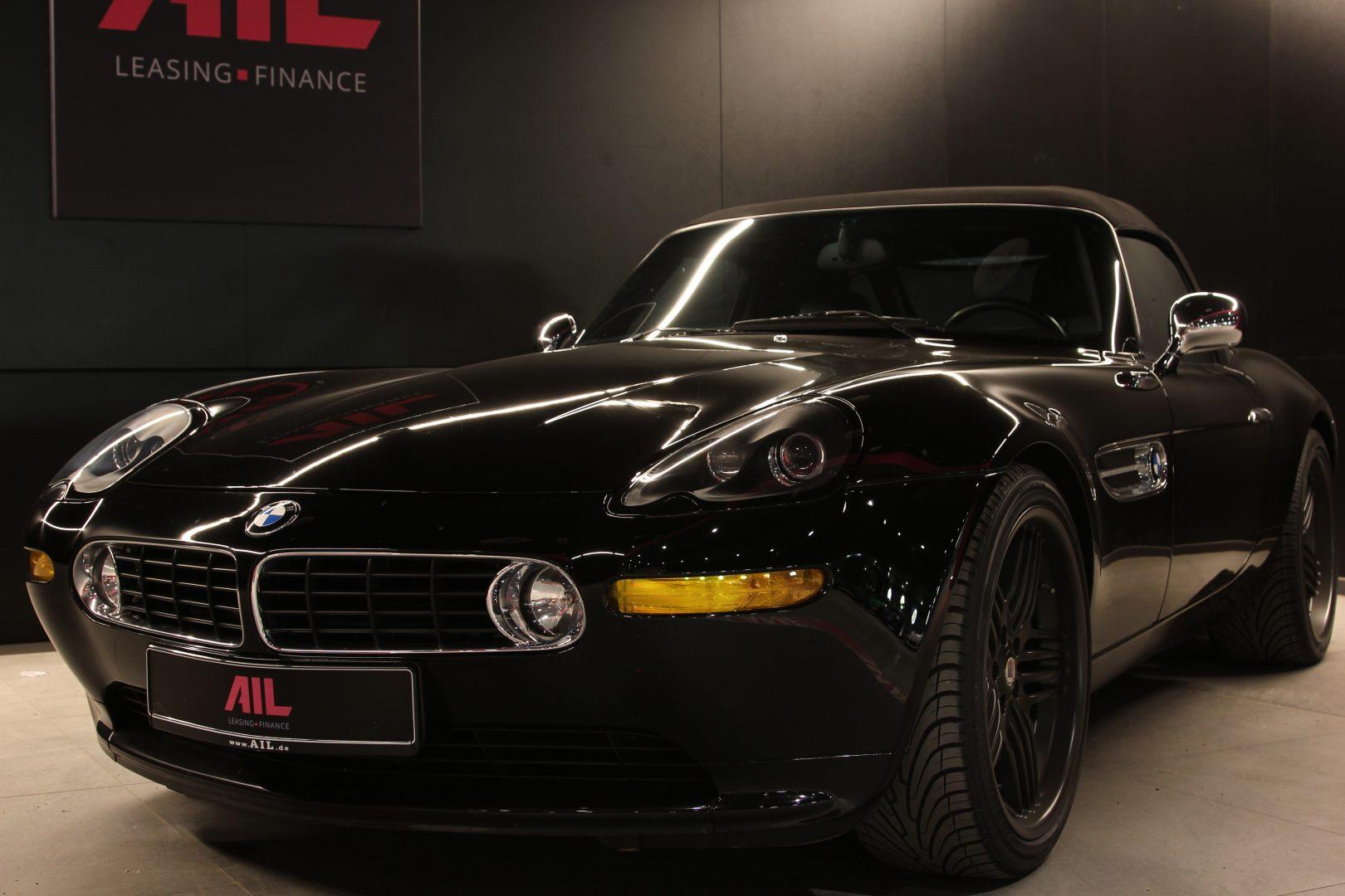 AIL BMW Z8 Performance Paket 5.0 V8 11