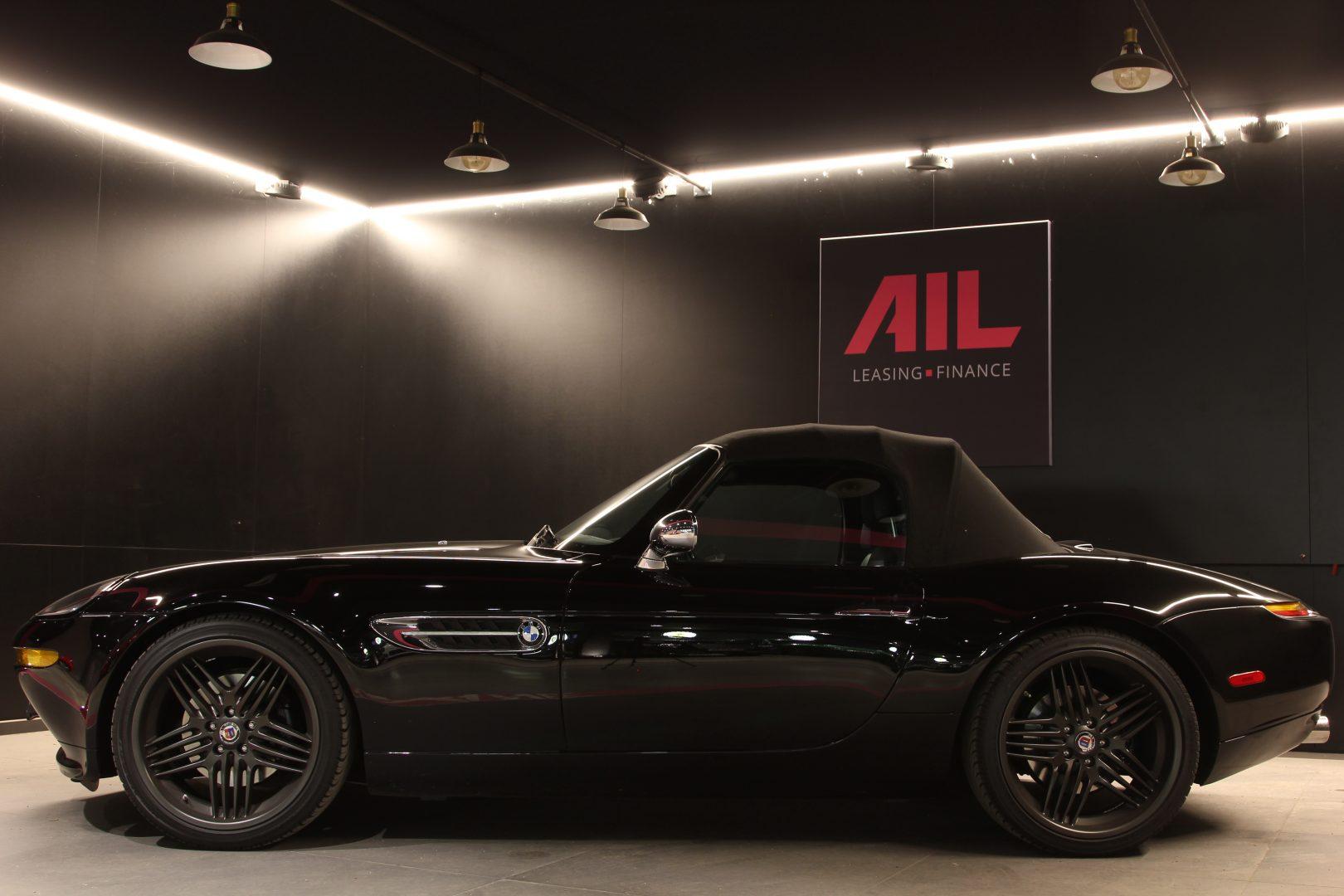 AIL BMW Z8 Performance Paket 5.0 V8 9