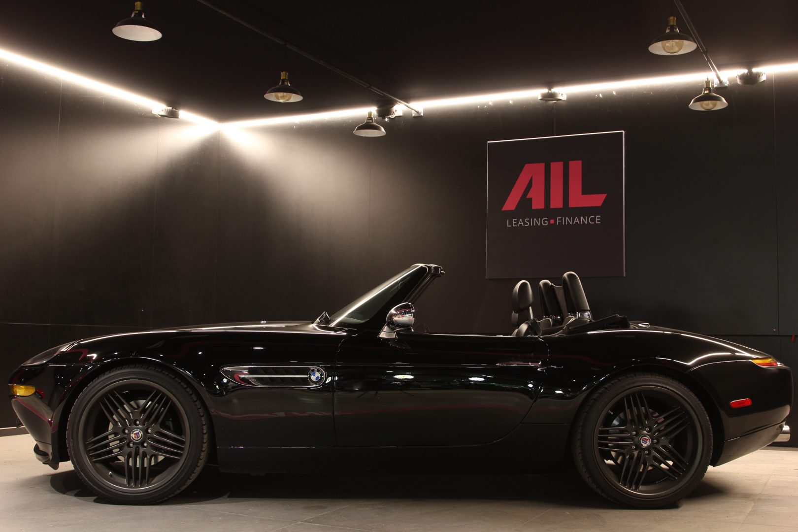 AIL BMW Z8 Performance Paket 5.0 V8 10