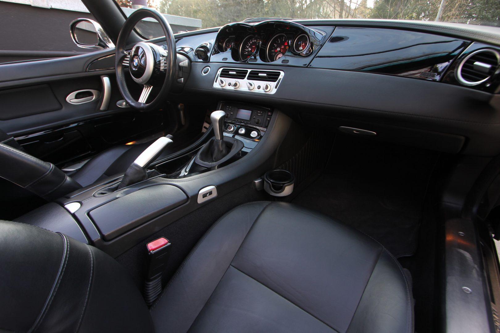 AIL BMW Z8 Performance Paket 5.0 V8 3