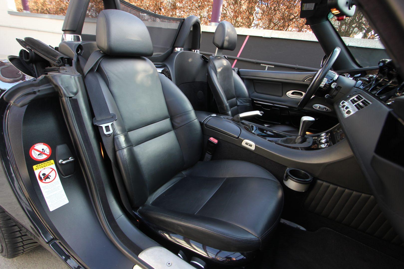 AIL BMW Z8 Performance Paket 5.0 V8 16
