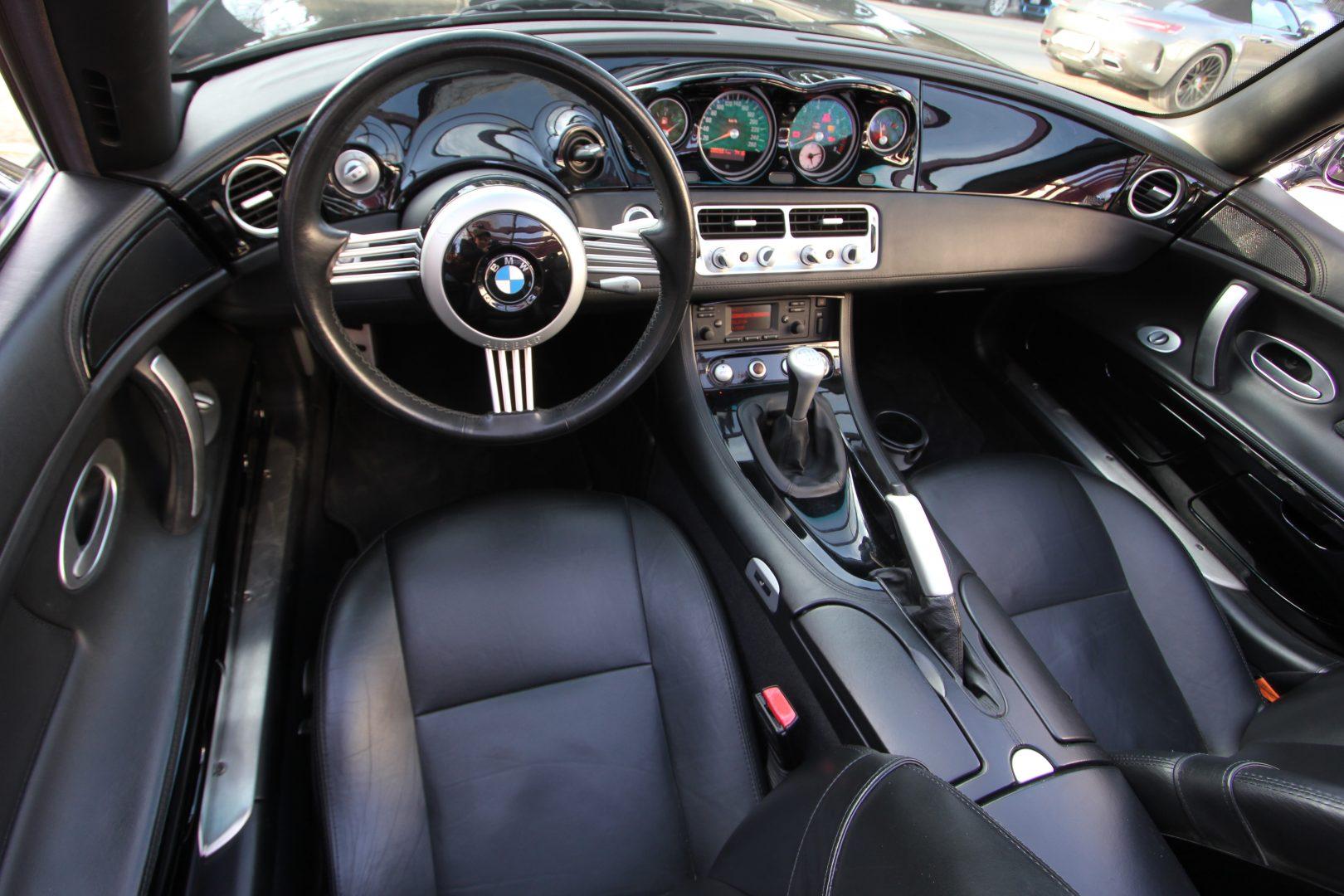 AIL BMW Z8 Performance Paket 5.0 V8 4