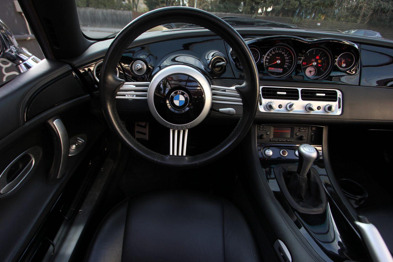 AIL BMW Z8 Performance Paket 5.0 V8 8