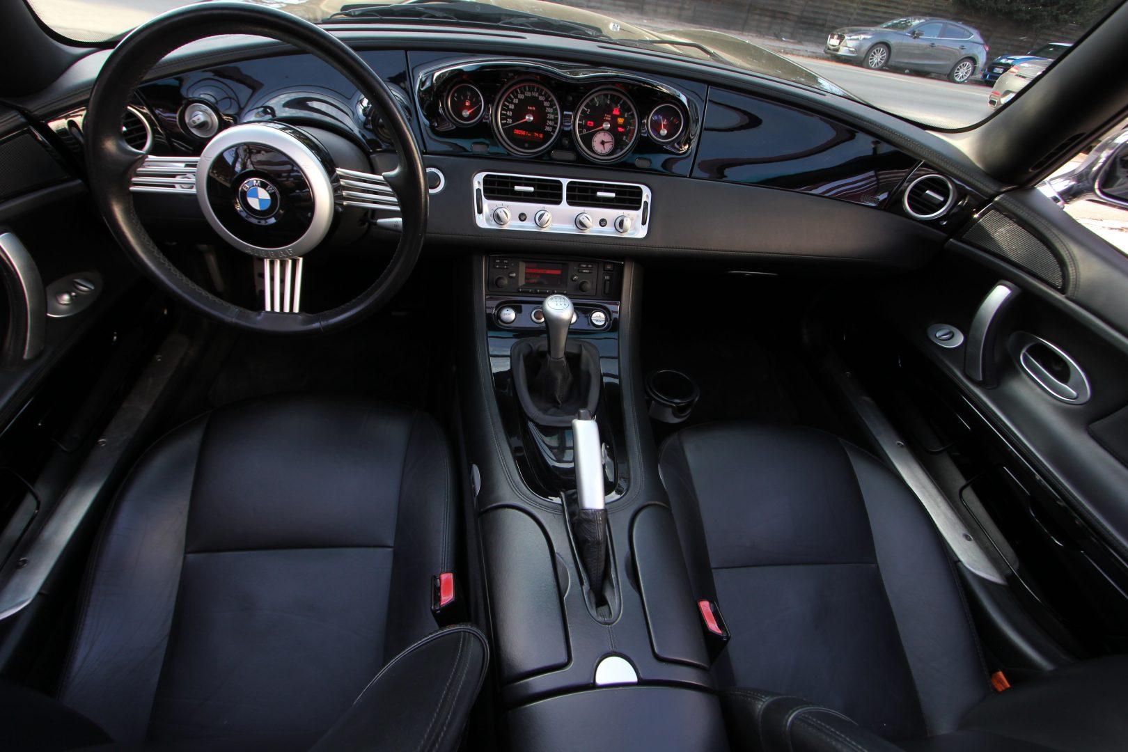 AIL BMW Z8 Performance Paket 5.0 V8 6