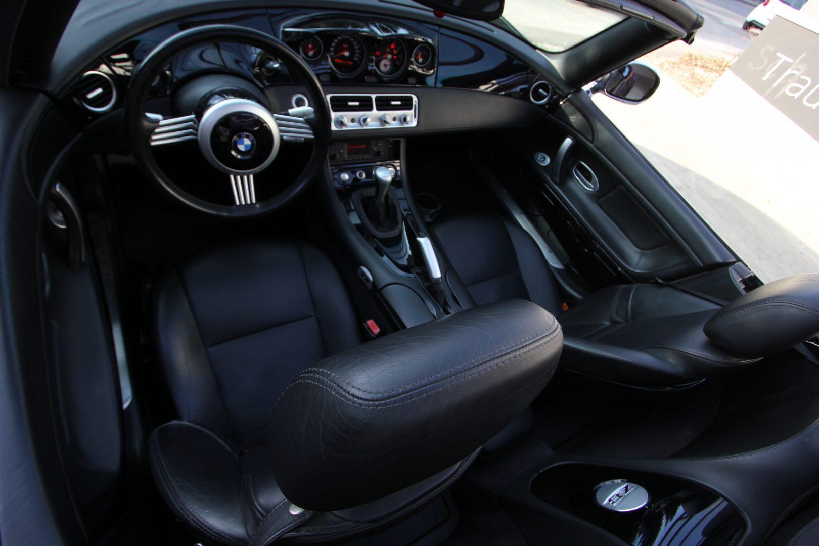 AIL BMW Z8 Performance Paket 5.0 V8 1