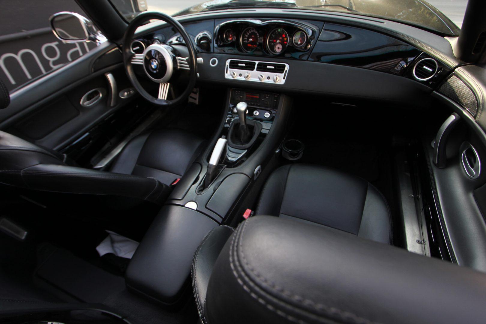 AIL BMW Z8 Performance Paket 5.0 V8 12